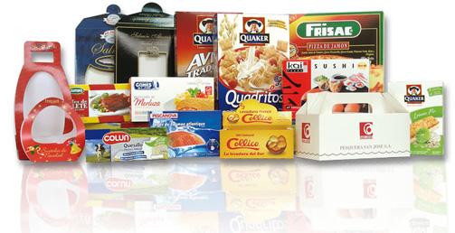 صنعت بسته بندی صنایع غذایی